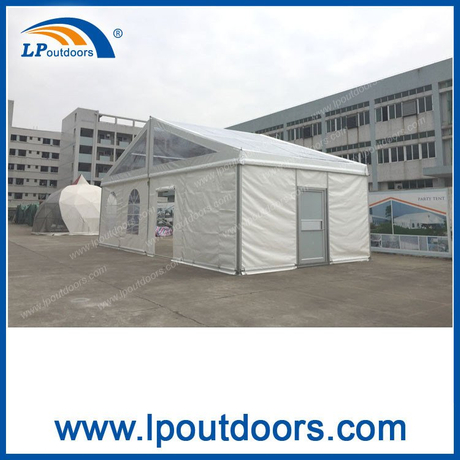 300 Seater Luxury Clear Roof Church Tent