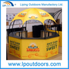 Portable Event Booth Tent Outdoor Hexagonal Display Dome Tent