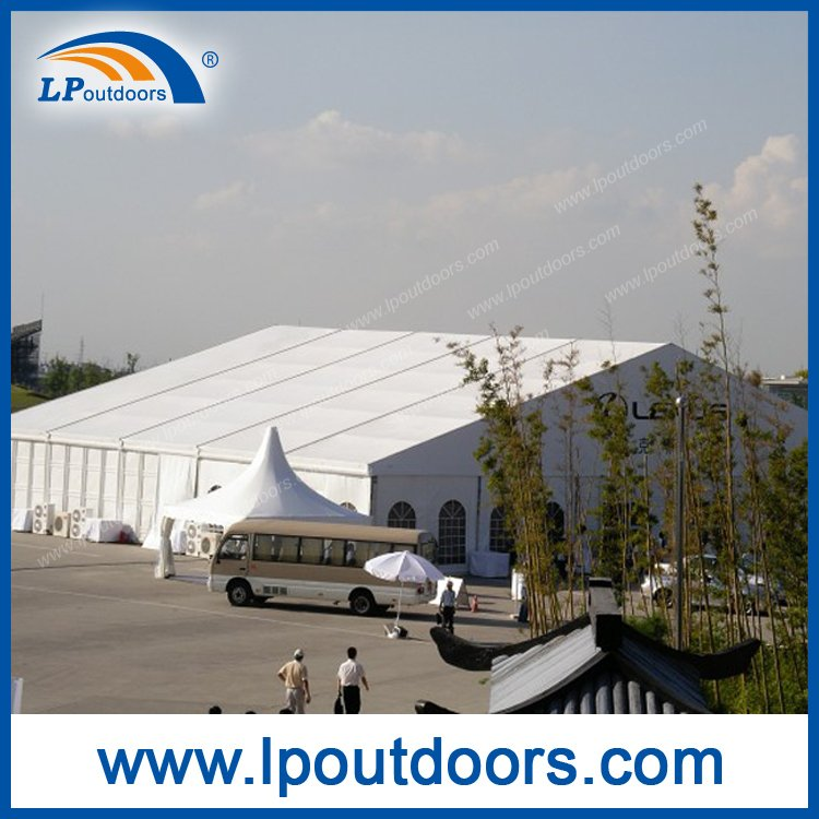 Outdoor Large Clear Span Storage Marquee Exhibition Tent for Sale