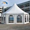 Kenya Hexagon Shape Wedding Party Event Gazebo