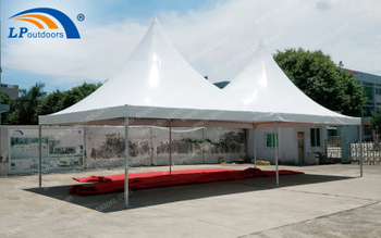 Why Aluminum Marquee Pagoda Tent For Advertising Is Hot Selling In Dubai