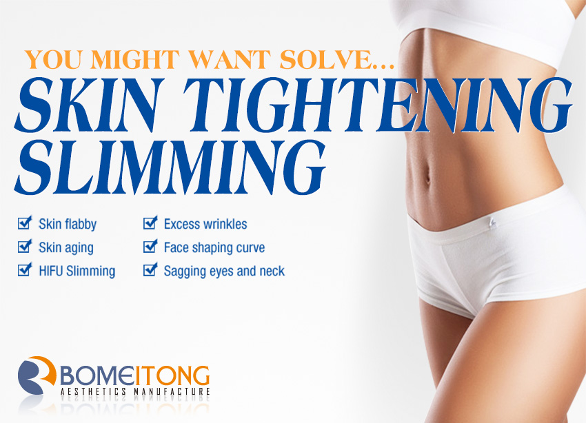non surgical face lift machine skin tightening slimming