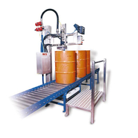 Single Head Weighing Oil Filling Machine