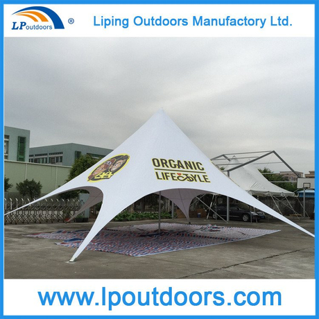 Outdoor Redbull Promotion Display Tent