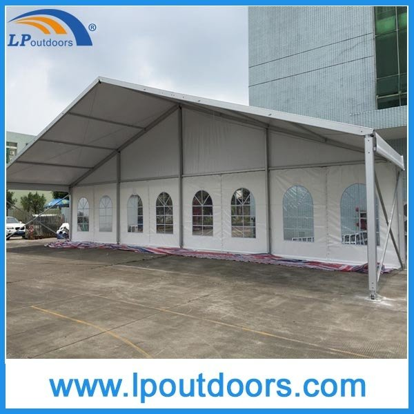 18m Clear Span High Quality Marquee Aircraft Tent for Storage