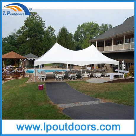 6x12m 30' Aluminum Frame High Peak Tent For Outdoor Event