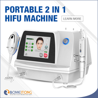 360°hifu beauty machine for whole face skin lift HI360
