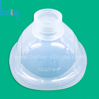 Silicone Breathing Mask