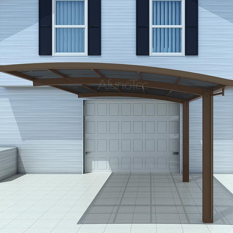 Outdoor Aluminum Polycarbonate Awning Carport - Buy awning ...