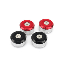 Anodized Aluminum Motorcycle Frame Plugs For Ducati