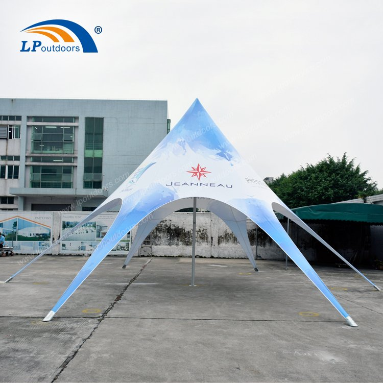 Dia12m Outdoor beach Advertising Shelter
