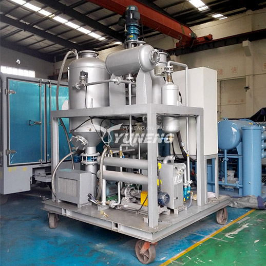 YUNENG YNZSY250-1 Waste Oil Regeneration Machine