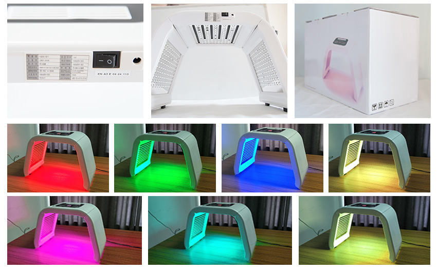 led light therapy machine customer experience