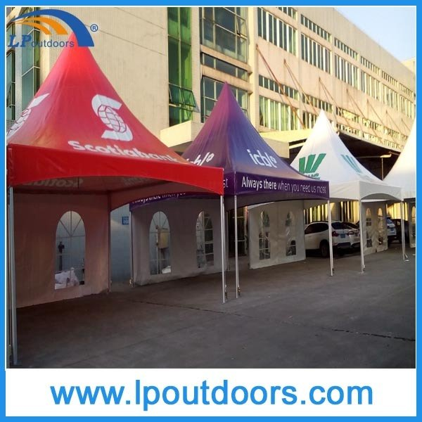 15X15' Outdoor Best Seller Luxury Marquee High Peak Tension Tent for Event
