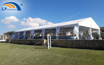 Luxury Aluminum Large Outdoor Party Tent Is A Suitable For Dinner Event