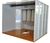 Walk-in Powder Coating Booth COLO-S-3222