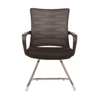 Wholesale Mesh Conference Chair Without Wheels