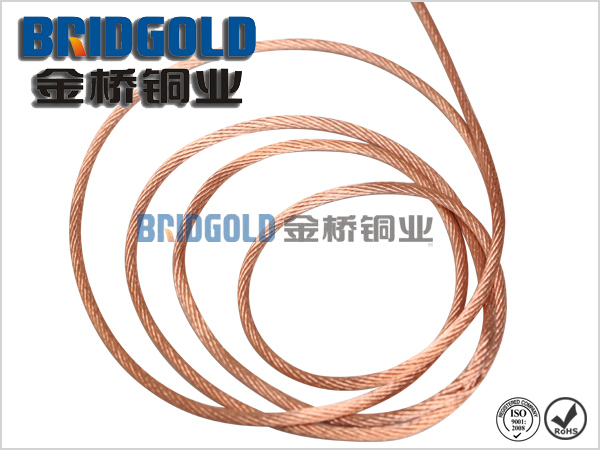 Flexible Round Stranded Copper Wire