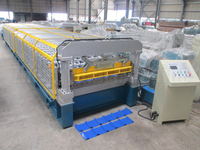 India 1220&1450 Coil Width Roll Forming Machine