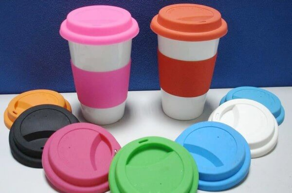 Wholesale Silicone Lids for Coffee