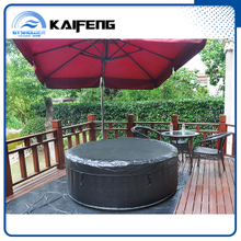 Inflatable Air Bubble Outdoor Spa Bath