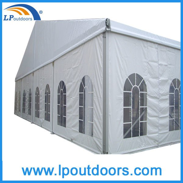 20m Clear Span Outdoor Large Marquee Wedding Tent for Wine Festival
