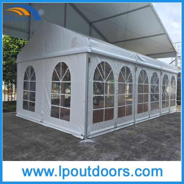6m Clear Span Aluminum Party Marquee Wedding Tent for Event