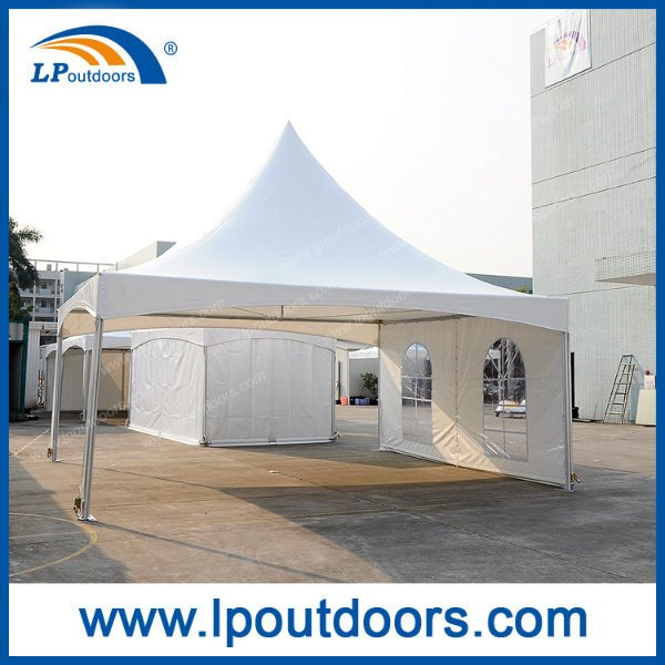 20X20' Outdoor Spring Top High Peak Aluminum Frame Tent for Advertising Party