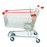 Germany Style Supermarket Trolley