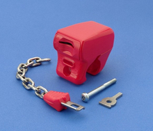 Plastic Coin Locks