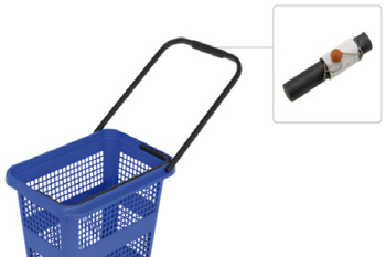 Stolen Shopping Baskets – No Reason to Panic