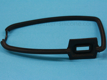 Precision Silicone Rubber Housing Gasket