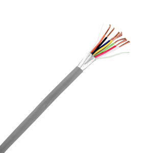 8-core-Mylar Screened Cable