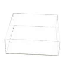 Square Acrylic Box for Display Table