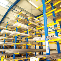 Warehouse Cantilever Rack