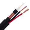 КВК-П-2Э+2х0.50, Common 75 Ohm CCTV coaxial Cable