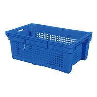Plastic Stack Nest Containers NLB-8