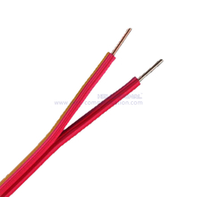 16AWG 2/C SOL FPLR-CL2R Zip Fire Alarm Cables