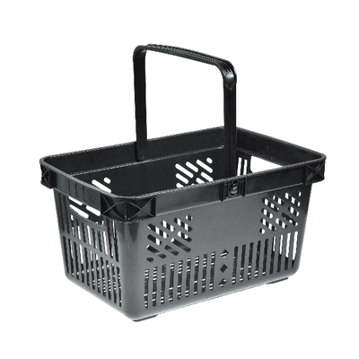 Wholesale Grocery Storage Supermarket Plastic Shopping Basket