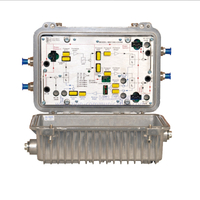 CATV Line Amplifier Outdoor Modular Bidirectional Amplifier WA-1300-CEAM