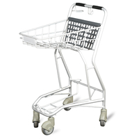 Lightest Aluminum Shopping Cart