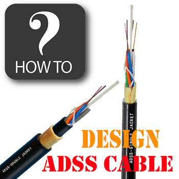 How to design and produce Right ADSS CABLE
