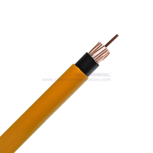 VHF Leaky Feeder Cable 75 Ohm Mine Site Communication Cable