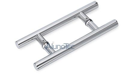 glass door handles. Chroming Stainless Steel Glass Door Handle Handles