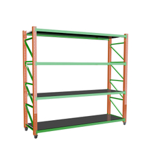 Warehouse Rack with Castors