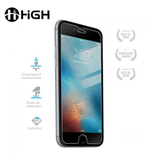 Anti explosion cell phone 3d 9h tempered glass screen protector for iphone 7