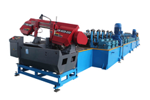 HZ down frame roll forming machine