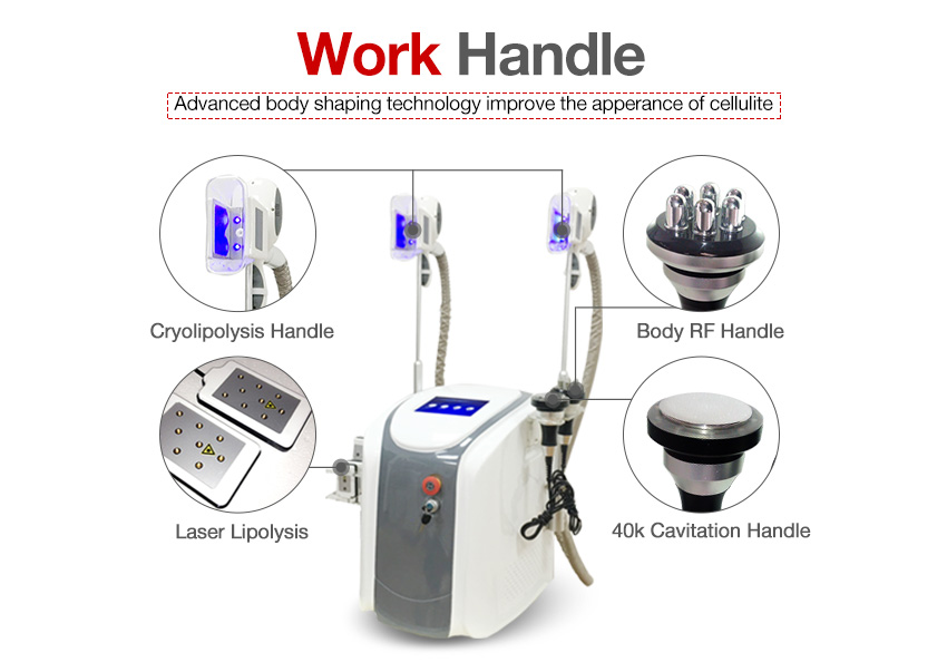 Cryo laser machine
