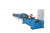 HIGH SPEED ROLLER SHUTTER DOOR PU FOAM ROLL FORMING MACHINE