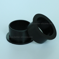 Rubber Flanged Bearing Sleeve